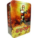 Jiraya O Incrível Ninja - Vol. 1 - Lata 5 Dvds + Camiseta