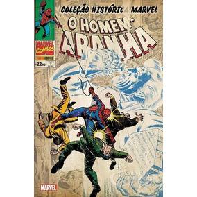 Coleção Histórica Marvel Homem-aranha Volume 7