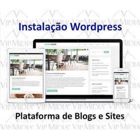 Instalação De Temas Ou Scripts/plugins Wordpress