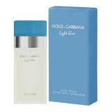 Perfume Dolce Gabbana Light Blue Original Mujer 100 Ml