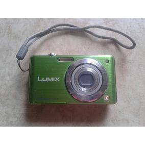 Camara Fotografica Lumix Panasonic De 12mega Pixel