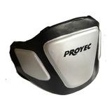 Protector Abdominal Boxeo Proyec Pechera Cinturon Intercosta