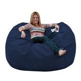 Cozy Puff Grande 1.5m Color Navy + Envío Gratis