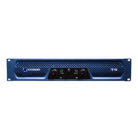 Amplificador De Potência Crown T10 2700w Rms Original Harman