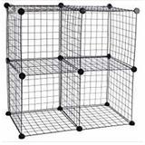 Organizador Metálico De Cubo