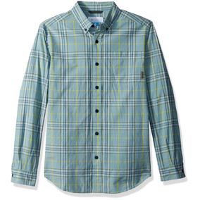 Camisa Manga Larga Para Hombre Columbia - Ropa y Accesorios en ... 5d93f1fcccd