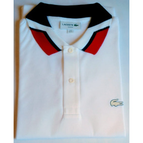 Kit 5 Camisas Lacostes - Pólos Manga Curta Masculinas no Mercado ... e633ae8f31