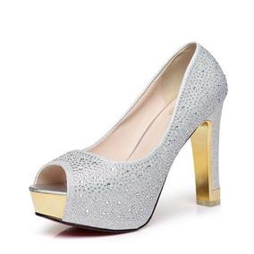 Zapatos Mujer Bonitos Zapatillas Tacon 6 Cm - Tacones para Mujer en ... f3d77a7c359f