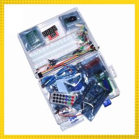 Kit Arduino Completo Robótica Automação + Maleta + Brinde