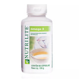 Ômega 3 90 Cápsulas Nutrilite Amway