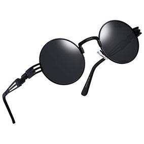 Joopin-round Gafas De Sol Retro Polaroid Conduccion De Gafas 34e560d205