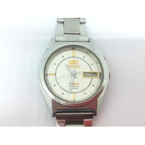 55ea7b319e6 Relógio Antigo Orient 3 Estrelas 21 Jewels Automático Zfm195