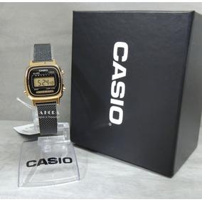 15567a600c8 Diminuir Pulseiras Casio - Relógio Casio Feminino em República