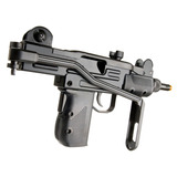 Mini Uzi Sub Metralhadora Kwc Co2 Blow Back Airsoft