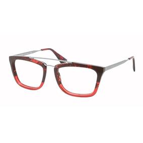 085286f52731a Oculos Prada Vermelho - Óculos no Mercado Livre Brasil