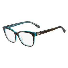 4699e78713f50 Oculos Grau Maxiline Feminino Azul Lacoste - Óculos no Mercado Livre ...