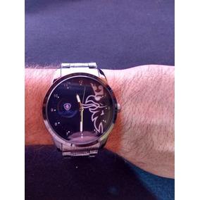 ecf7fc75b4e Relógio Scania Masculino - Relógios De Pulso no Mercado Livre Brasil