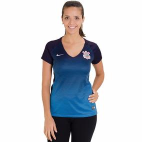 a60ce36231 Camiseta Feminina Corinthans Treino - (personalizada)