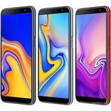 Celular Libre Samsung Galaxy J6 Plus 13mpx Huella 4g Lte