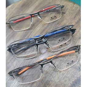 af1270ad8b1cb Oculos De Descanso Oakley Grau - Óculos Azul no Mercado Livre Brasil