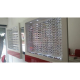 c51b5b150015c Painel Expositor De Oculos 100% Acrílico Acabamento Em Mdf