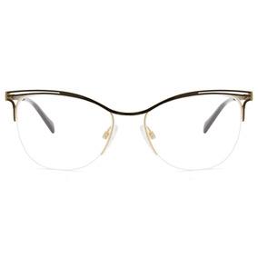 Óculos Grau Feminino Madame Cartié Élegance Mc 104 Semi Novo ... fe6cbcfb9b