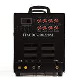 Inversora De Solda Eletrodo E Tig Ac/dc 250a Pulsada 220v