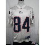 Camiseta Futbol Americano Patriotas De Nueva Inglaterra Nfl