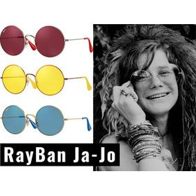 a25f7569fcd3c Óculos De Sol Ray Ban Ja Jo - Óculos no Mercado Livre Brasil