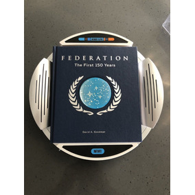 Star Trek Federation The First 150 Years Deluxe Ed Hardcover