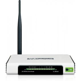 Router Tp_link De Una Antena