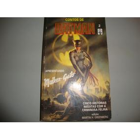 Livro Contos De Batman 2 Apresentando Mulher-gato