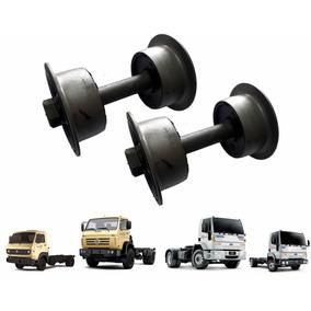 Kit Coxim Traseiro Cabine Caminhão Vw Worker E Ford Cargo