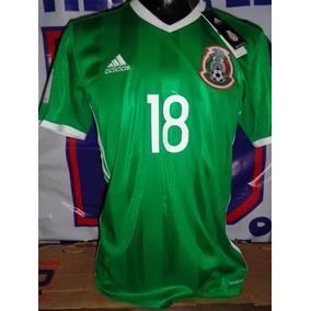 Jersey Seleccion Mexicana Guardado en Mercado Libre México 0bff501cafc2a