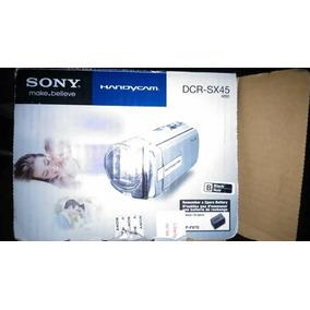 Videocámara Sony Dcr Sx45