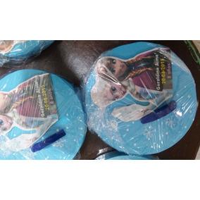 Tortillero Personalizado Frozen Centro Mesa Infantil Frozen