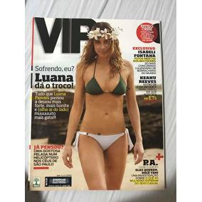 Revista Vip - Luana Piovani