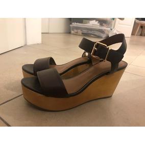 Sueter Banana Republic A Rayas Zapatos Y Sandalias - Sandalias de ... 0d1ab447c30