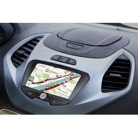 Multimídia Ford Ka Se S/ Sync Espelhamento Aprovado Ford