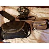 Filmadora Sony Dcr Dvd710
