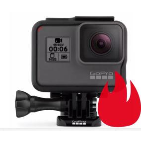 Câmera Digital Gopro Hero 6 Black 12mp Com Gravações Em 4k