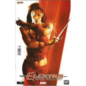 Elektra: Adaptação Oficial Do Filme - Panini (novo)