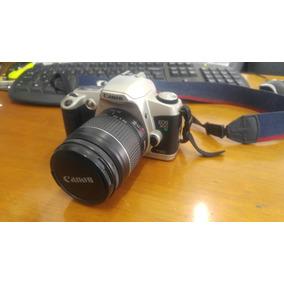 Camera Canon Analogica Eos 500n Semi-nova