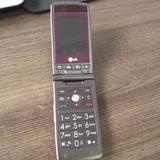 Celular Lg Kf300e Btm Sem Testar Sem Carregador