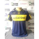 Camisa Boca Juniors Libertadores 2007 Riquelme 10