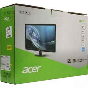 Monitor Acer 24 Pulgadas S241hl Led Full Hd 1080