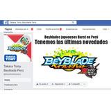Beyblade Tienda En Facebook Takara Tomy