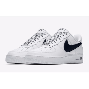 purchase cheap 97c2c 2cbab Zapatillas Nike Air Force 1 Low Nba Blanco Negro Nuevo 2017