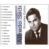 Alfredo Sadel/ Musica Venezolana/ Cd