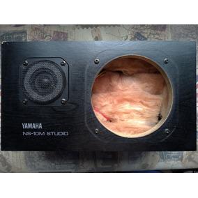 Caixa Yamaha Ns-10 (faltando Peças)